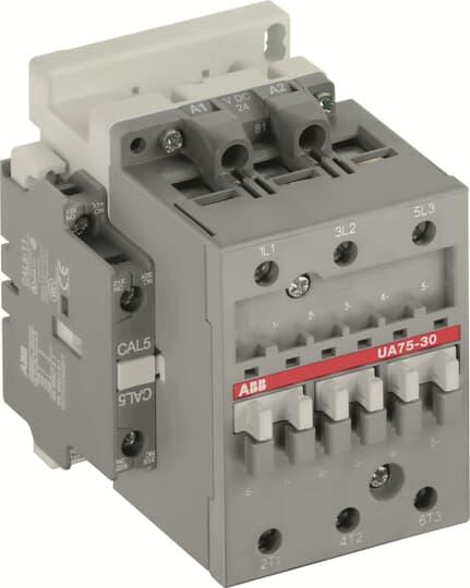 Contactor T U1ee4 B U00d9 Abb 3p 75a 220vac Ua75